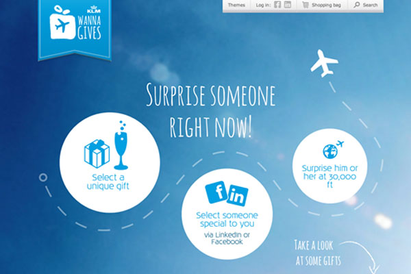 """klm surprise campaign analysis When i first came across the klm surprise idea, i thought """"cool customer service"""", """"very modern approach"""" and """"nice use of a social media campaign"""" it seems klm engages in how to make their clients happy, how to understand personalized customer service of the future and how to use social media to reach out to []."""